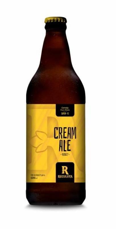 Garrafa Cream Ale (600ml)