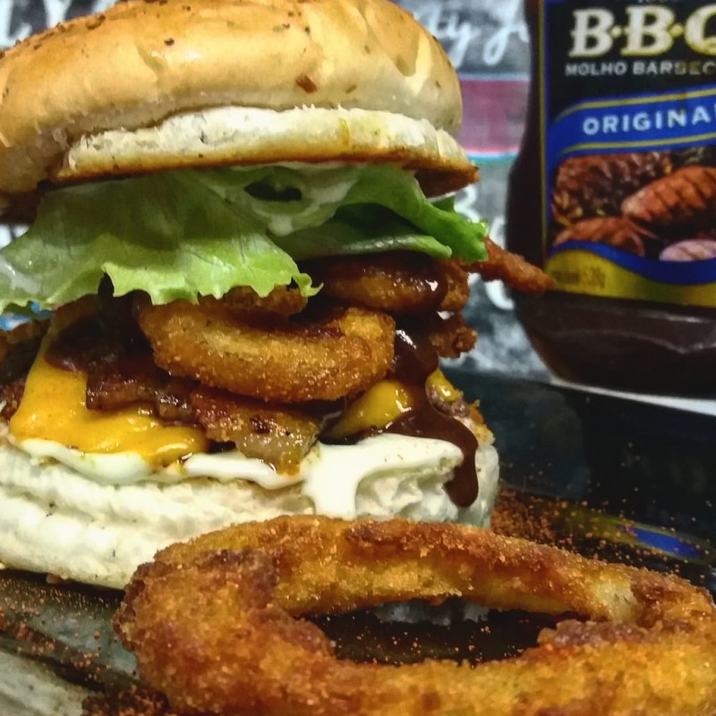 Mini Onion Burger
