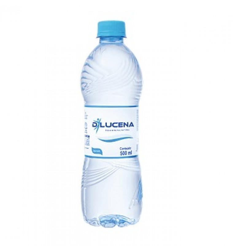 Água Mineral D'Lucena Sem Gás