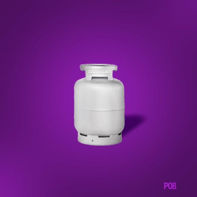 Botijão de Gás P08 KG